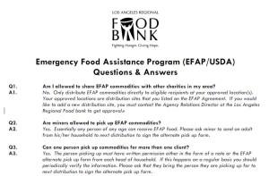 EFAP FAQ 2_2012