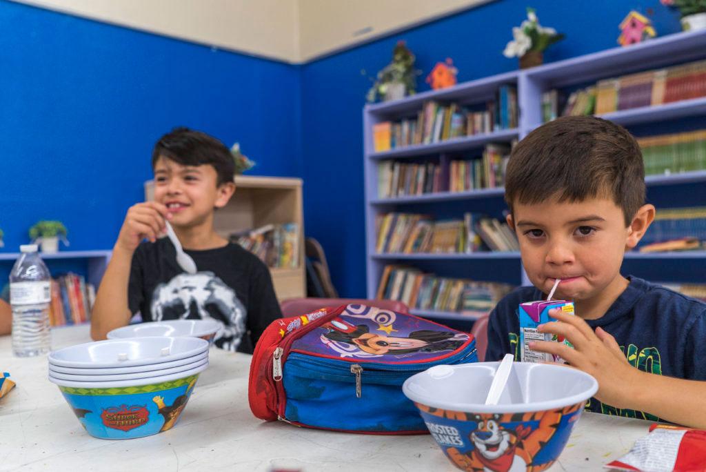 Hunger Is – Los Angeles Regional Food Bank