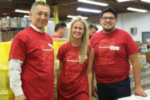 Bank of America Volunteers