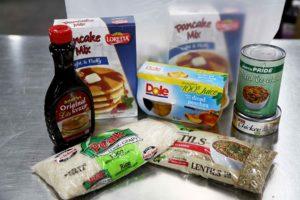 BackPack kit provided to children