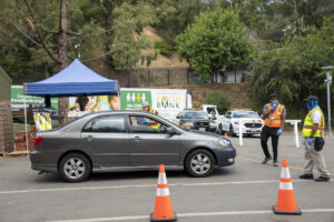 Hollywood Bowl Food Distribution