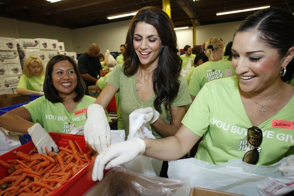 Volunteer Los Angeles Regional Food Bank