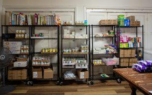 Food pantry - partner agency