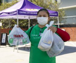 CCNP LA Regional Food Bank Partner Agency