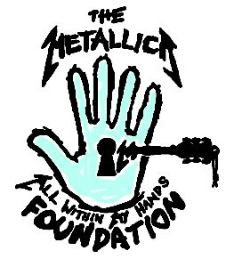 Metallica All Within My Hands Logo