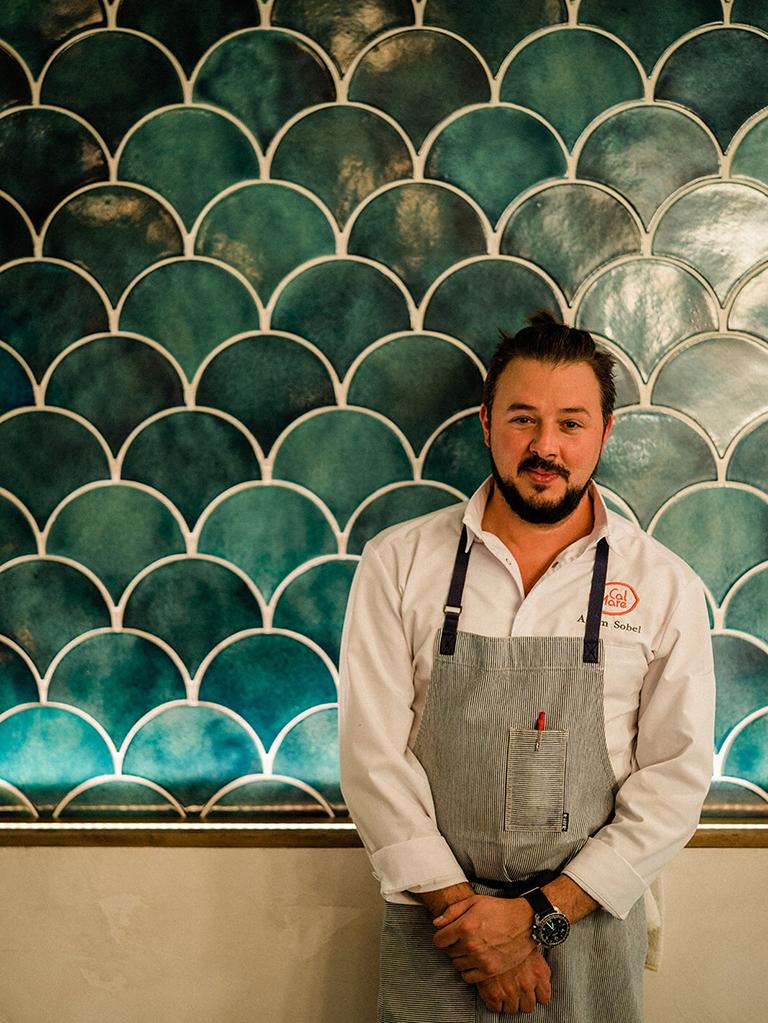 Chef Adam Sobel