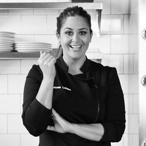 Chef Antonia