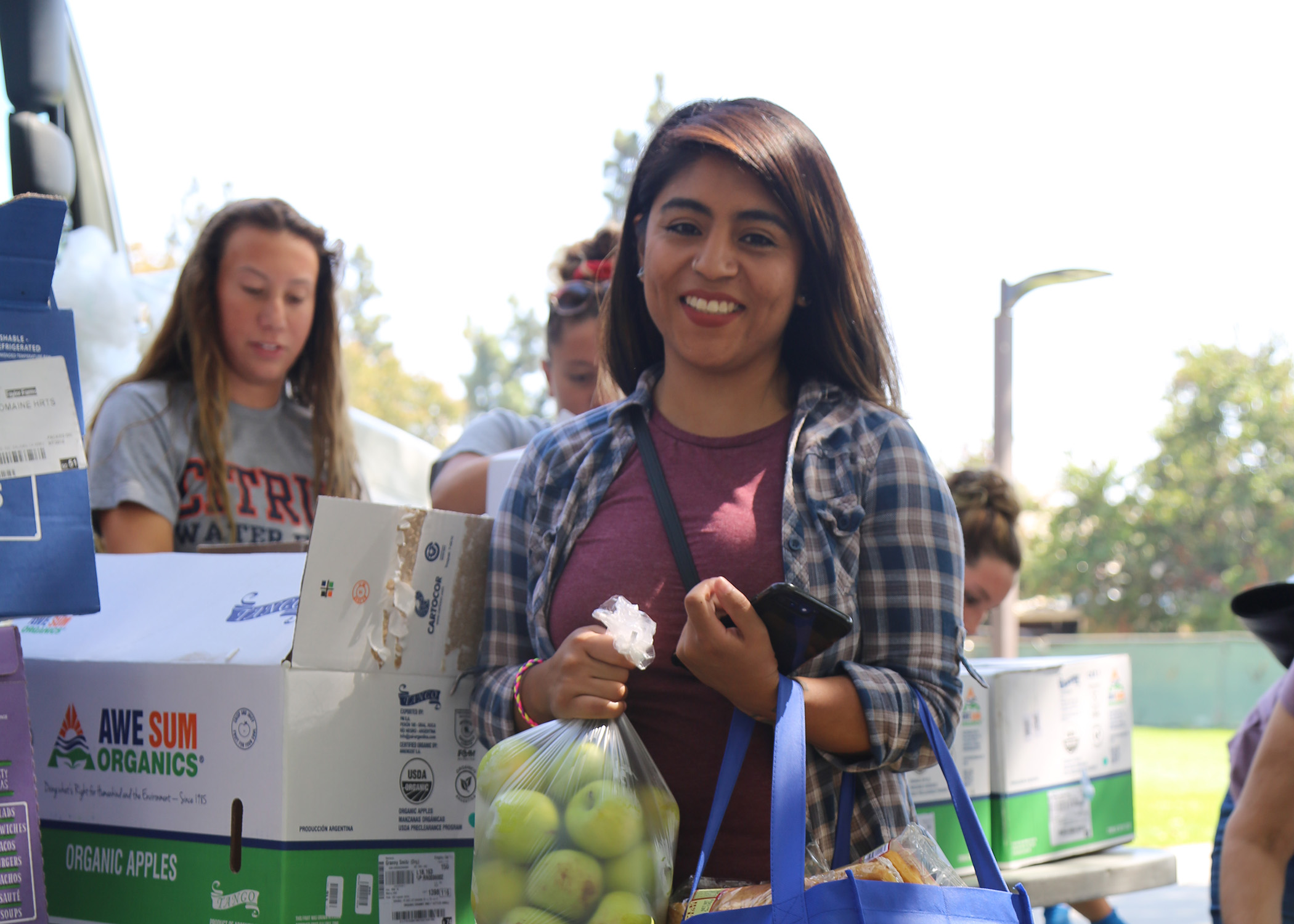 The Mobile Food Pantry is Helping College Students Succeed ...