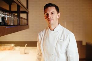 Executive Chef Travis Strickland_Baltaire_Photo Credit Kristin Tieg