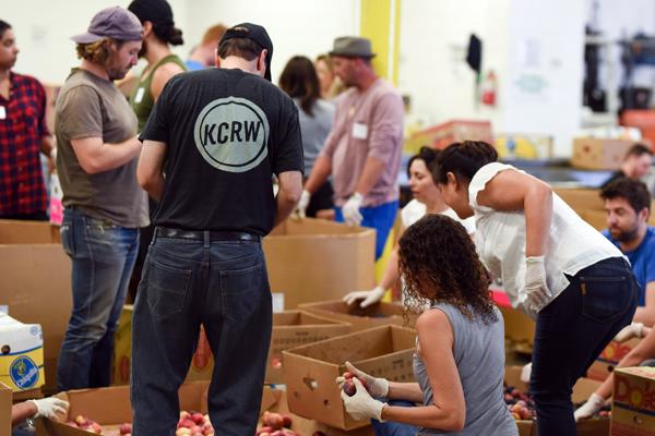 KCRW Volunteers