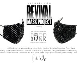 face masks from Michael Ngo revival mask project