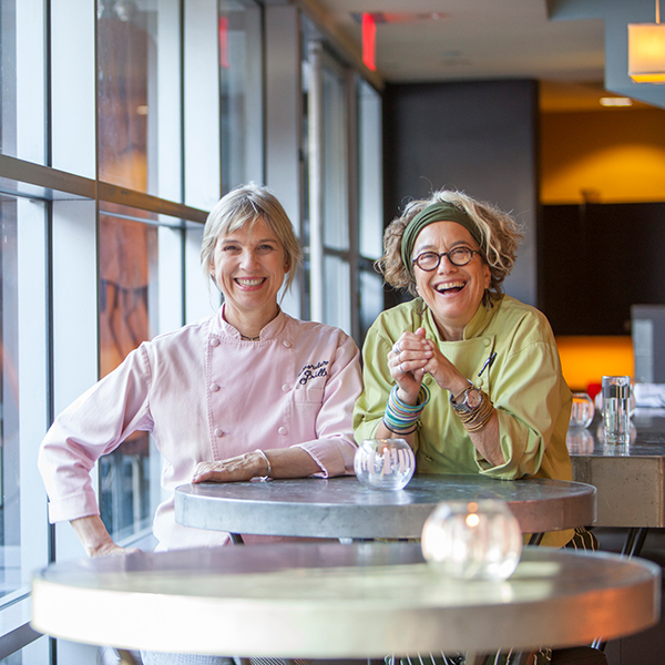 Mary Sue Milliken and Susan Feniger Co-Chefs and Owners