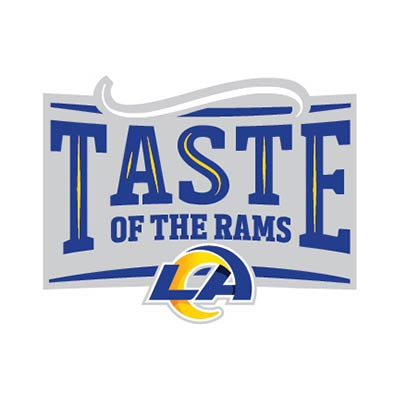 Taste of the Rams: Virtual Event