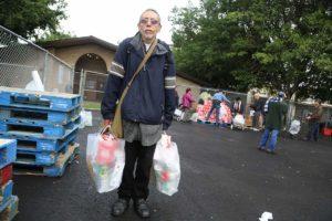 Faces of the Food Bank - Juan