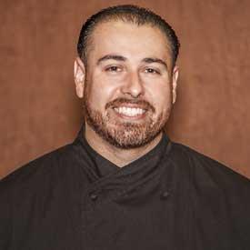 Chef Ben Udave
