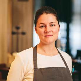 Jessica - LA Food Bank Chef