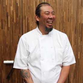 Chef Yoya Takahashi