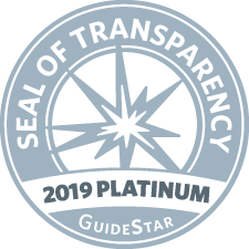 seal of transparency guide star 2019 logo