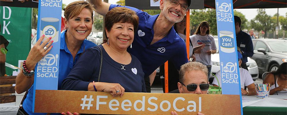 LA Food Bank Feed SoCal