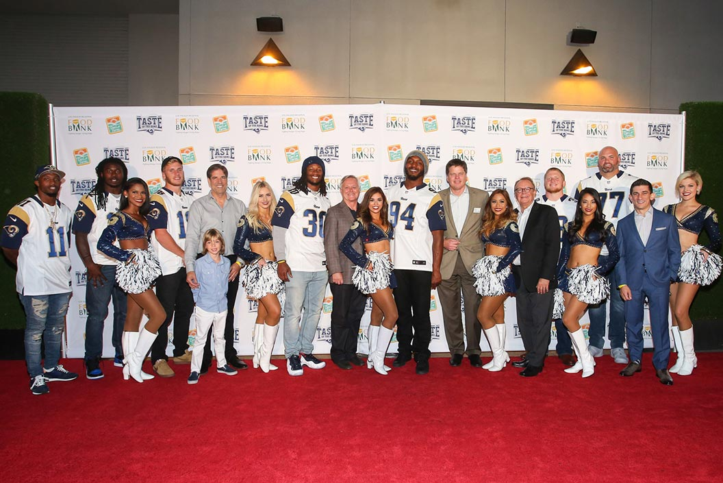 Taste of The Rams - Presented by Don Lee Farms