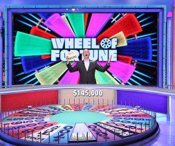 Scott Kolbrenner Wheel of Fortune LA Regional Food Bank